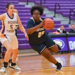 Girls Junior Varsity Basketball falls to Guerin 33 – 31