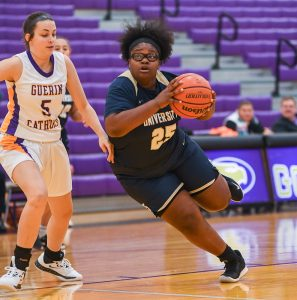 Photo Gallery – University vs Guerin Catholic – Junior Varsity Girls Basketball