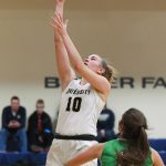 Girls Varsity Basketball beats Clinton Central 68 – 23