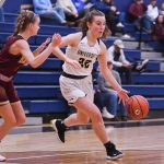 Girls Junior Varsity Basketball beats Brebeuf Jesuit Prep School 42 – 28