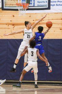 Photo Gallery – Shortridge at University – Boys Varsity Basketball