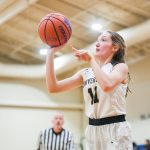 Girls Junior Varsity Basketball beats Anderson Preparatory Academy 40 – 16