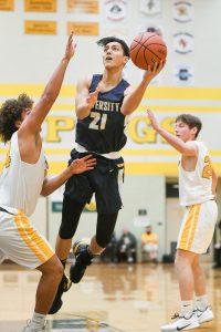 Photo Gallery – University at Speedway – Boys Varsity Basketball