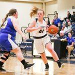 Girls Varsity Basketball beats Muncie Burris School 86 – 22