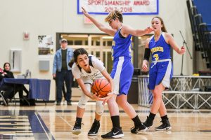 Photo Gallery – Muncie Burris at University – Girls Junior Varsity Basketball