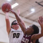 Girls Varsity Basketball beats Charles A. Tindley Accelerated School 65 – 28
