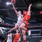 Boys Varsity Basketball beats Seton Catholic at Bankers Life 95 – 37