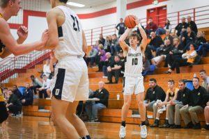 Photo Gallery – University vs Milan – Bedford North Lawrence Tournament –  Boys Varsity Basketball