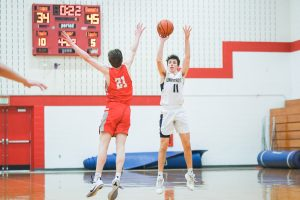 Photo Gallery – University vs Fishers – Bedford North Lawrence Tournament – Boys Varsity Basketball