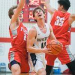 Photo Gallery – University vs Fishers – Bedford North Lawrence Tournament – Boys Varsity Basketball