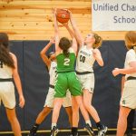 Photo Gallery - New Castle at University - Girls Varsity Basketball