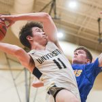 Photo Gallery - Muncie Burris vs University - Boys Varsity Basketball