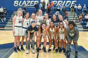 Photo Gallery – Girls Basketball PAAC Championship – Bethesda Christian vs University