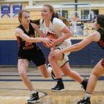 Girls Varsity Basketball beats Cardinal Ritter High School 54 – 35