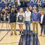 Photo Gallery - Cardinal Ritter vs University - Girls Varsity Basketball Senior Night