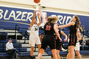 Photo Gallery – Cardinal Ritter vs University – Junior Varsity Girls Basketball