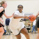 Photo Gallery - Cardinal Ritter vs University - Junior Varsity Girls Basketball