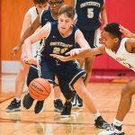 Photo Gallery - University at Scecina Memorial - Boys Junior Varsity Basketball