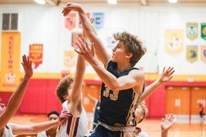 Photo Gallery – University at Scecina Memorial – Boys Junior Varsity Basketball