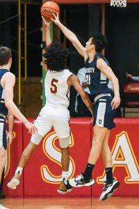 Photo Gallery – University at Scecina Memorial – Boys Varsity Basketball