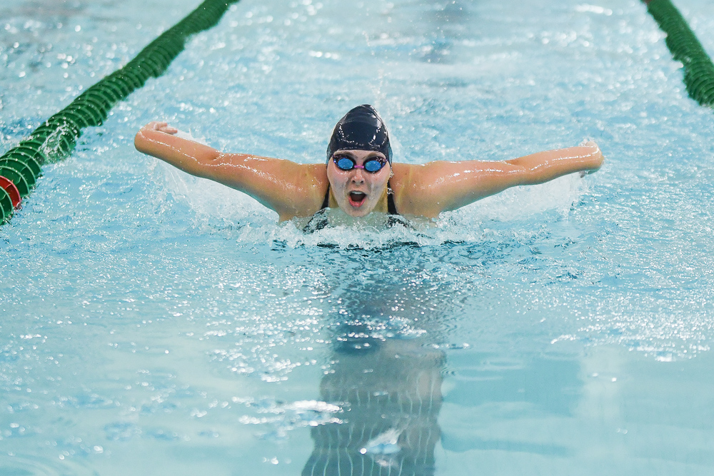 Seven Swimmers Earn Academic All-America Honors