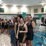 Girls Continue to Set Records at Sectional Finals