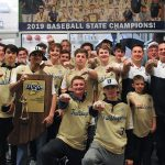 Baseball Team Receives State Championship Rings