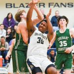 Photo Gallery - Convenant Christian at University - Boys Varsity Basketball
