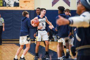 Photo Gallery – Convenant Christian at University – Boys C-Team Basketball