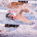 Blazers Swim Fast at Sectional Prelims