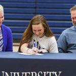 Tessa-Hudson-Signing-Marian-University