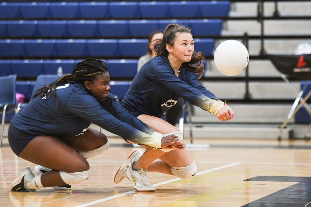 Photo Gallery – Volleyball Intrasquad 9/11/2020