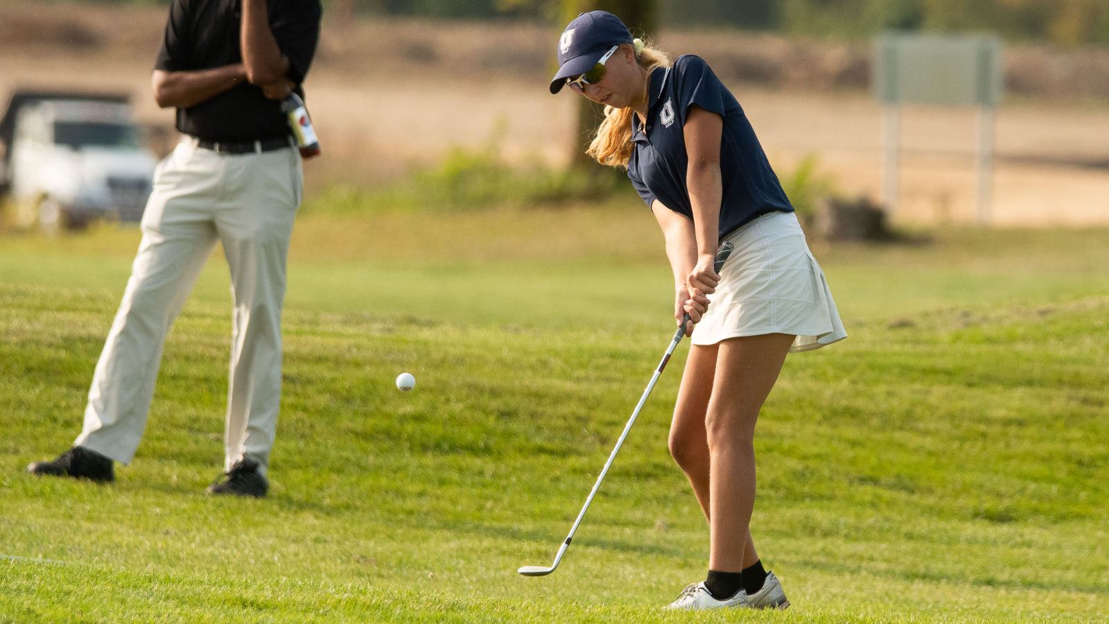 Girls Golf Claims Another PAAC Conference Title