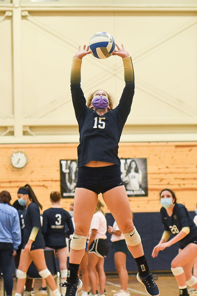 Photo Gallery – University Olympiad – Day Four – Volleyball