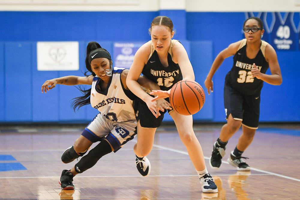 Photo Gallery –  Varsity Girls Basketball @ Shortridge
