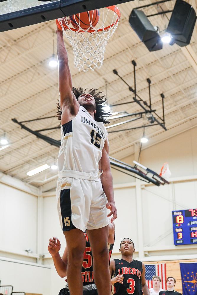 University at Liberty Christian – Boys Varsity Basketball
