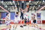 Boys Basketball Team Gives End-of-Season Awards