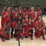 Fairfield High School Boys Varsity Basketball beat Ponderosa High School 69-54