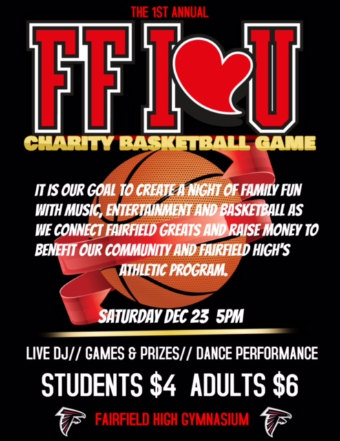 Charity Game to Support FHS Athletics