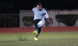 Soccer at Bethel (1/11)