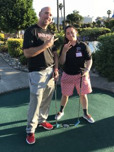 Mini-Golf Tournament
