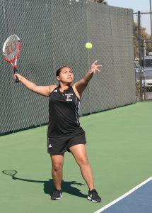 Tennis (Singles) @ Vanden 8/28/18