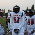 Falcon Feature:  Underclassman Blair playing big for Falcon Football