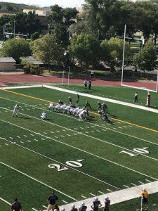 Football at Palisade