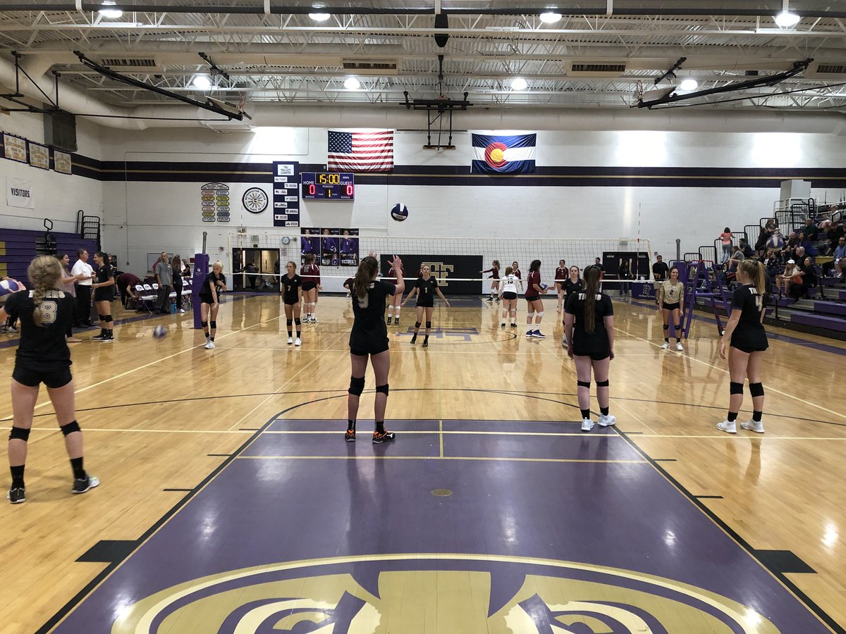 Volleyball: Tigers overcome tough start to beat Berthoud