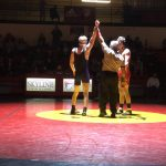 Wrestling: Tigers put on a good show at Skyline