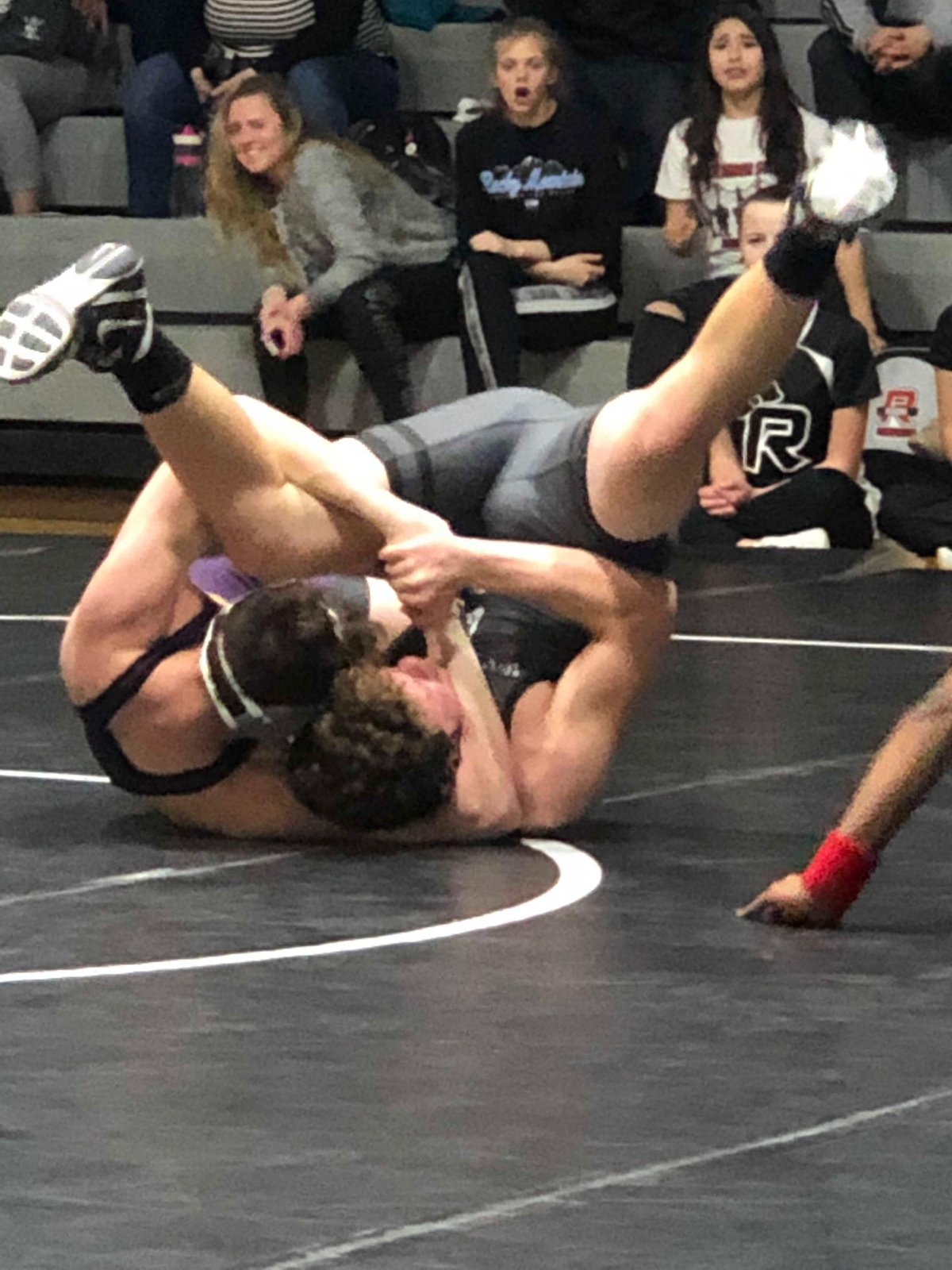 Wrestling: Tough night for the Tigers in Johnstown