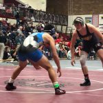 Wrestling: Branson battles to victory in Berthoud