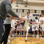 Basketball doubleheader: Blue collar wins against Roosevelt
