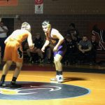 Wrestling: Tigers see one slip away at Mead